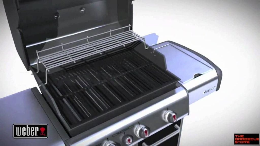 Difference Between Weber Grills 310 And 320