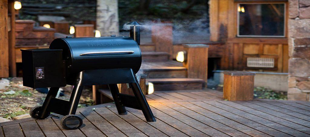 Lava stone for barbecue